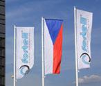 Reklamní vlajky Fortell